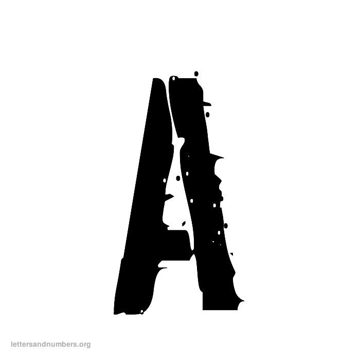 A-Z Army Letters