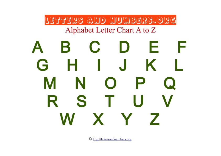 alphabet_letters_chart Teachers Alphabet Letter And Numbers Templates on tracing letter b templates, teachers alphabet printable worksheets, printable alphabet templates,
